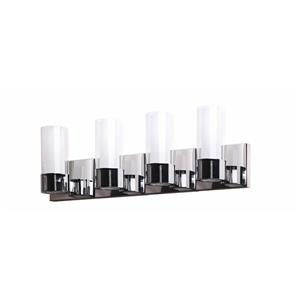 BELDI Martigny Wall Light - 4 Lights - Nickel