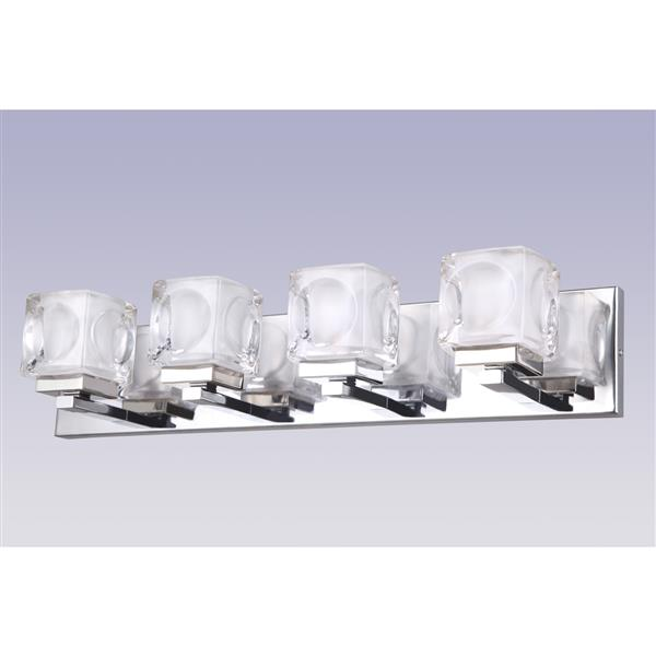 BELDI Nevada Wall Light - 4 Lights - Nickel