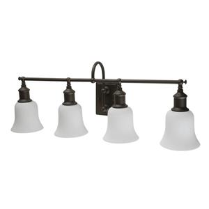 BELDI Hershey Wall Light - 4 Lights - Bronze
