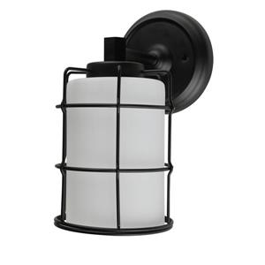 BELDI Albany Wall Light - 1 Light - Black