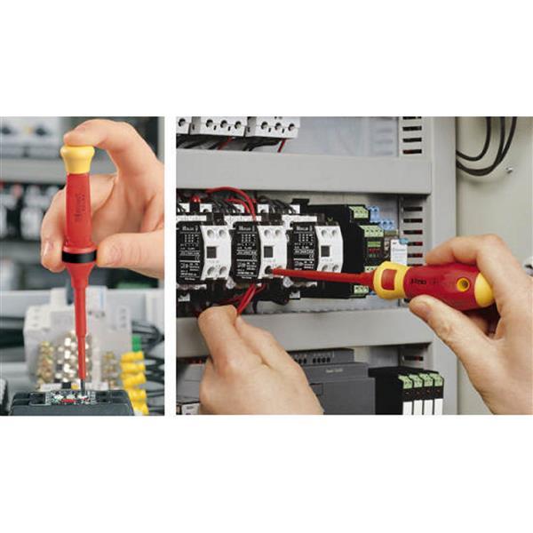 E-Smart Insulated Screwdriver Set - 15-Piece