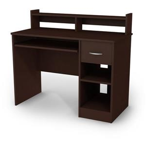 Axess Desk with Keyboard Tray - 41