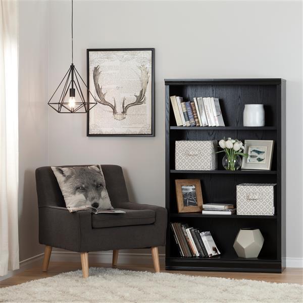South Shore Furniture Storit Canvas Baskets - 11-in x 11-in x 9-in - Beige - 2-pk