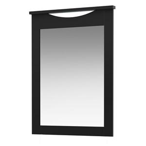 South Shore Furniture Step One Mirror - 40.25-in x 30-in x 41-in - Black