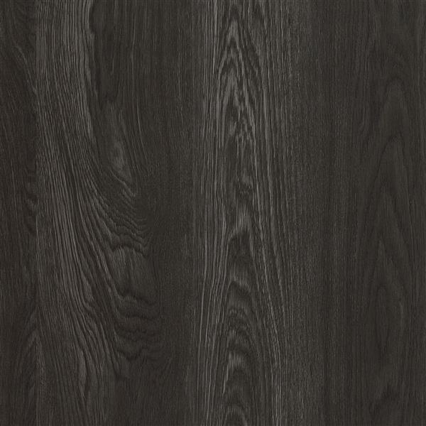 Table de chevet 2 tiroirs Fynn, chêne gris