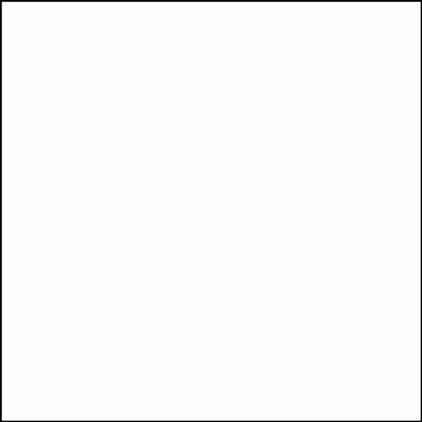 Table de chevet 1 tiroir Step One, blanc