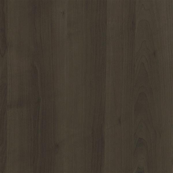 Table de chevet 2 tiroirs Noble, érable cendré