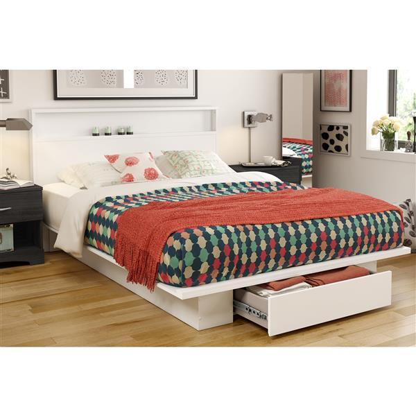 Tête de lit Holland, double/grand, blanc