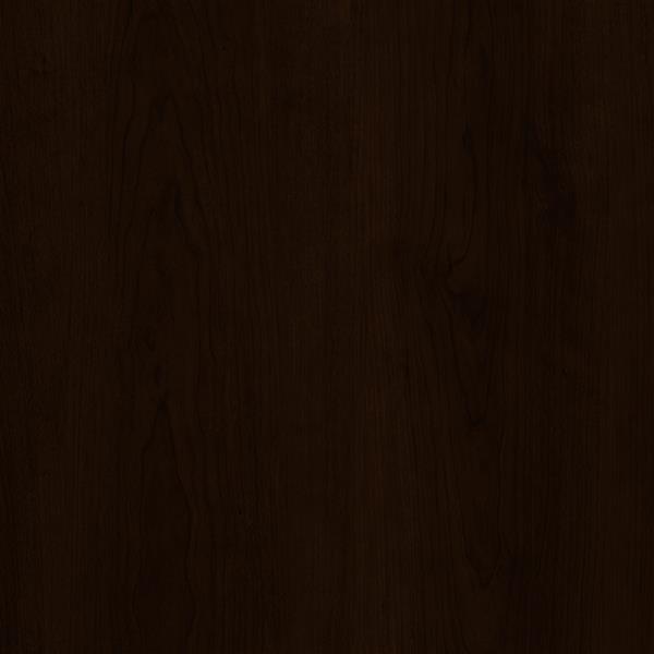 Tête de lit bibliothèque Spark, simple, chocolat