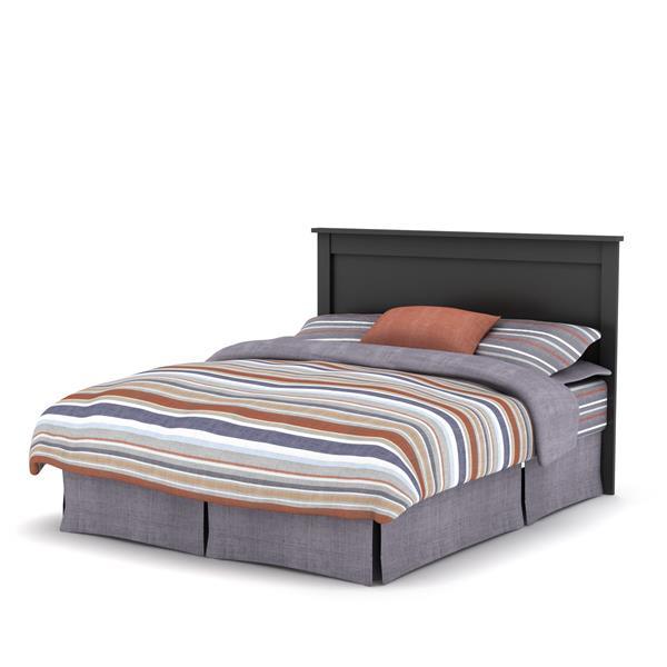 Tête de lit Vito, double/grand, noir