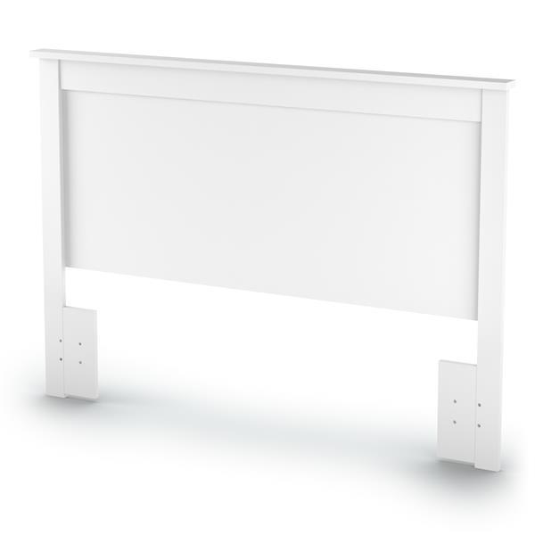 Tête de lit Vito, double/grand, blanc