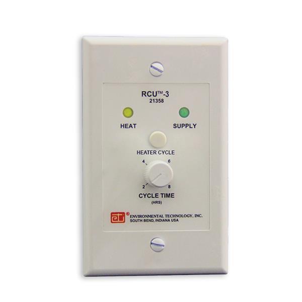Dispositif de dérogation manuelle à distance (RCO)