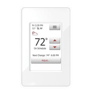 nSpire WiFi and Touch Thermostat Programmable with Sensor
