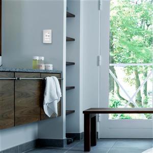 Thermostat WiFi et tactile programmable nSpire avec capteur