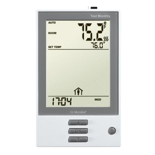 Thermostat programmable nHance avec capteur de plancher