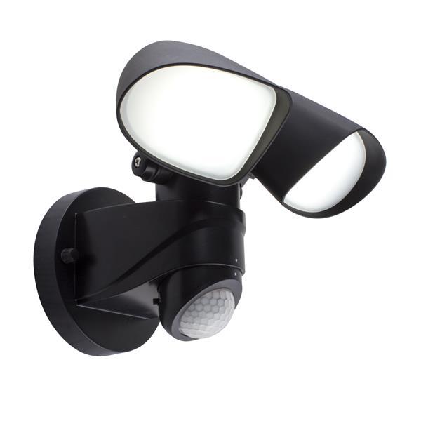 Lampe de sécurité DEL avec détecteur mouvement