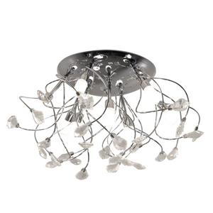 Flush Mount Ceiling Fixture with Branches