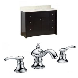 Elite Vanity Set  - Single Sink - 47.6