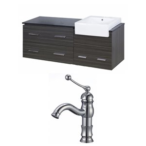 Xena Farmhouse Vanity Set  - Single Sink - 60.75