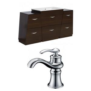 Vee Vanity Set  - Single Sink - 61.75