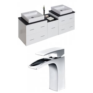 Xena Vanity Set  - Double Sink - 61.5