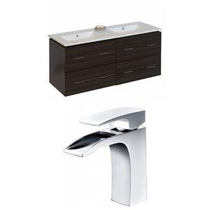 Xena Vanity Set  - Double Sink - 48