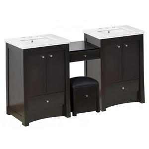 Elite Vanity Set  - Double Sink - 68.75