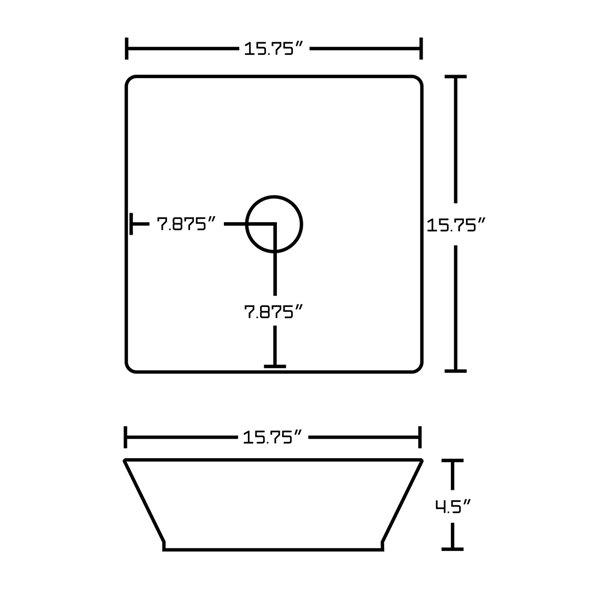 """Xena Quartz Vanity Set  - Double Sink - 60"""" - Gray"""
