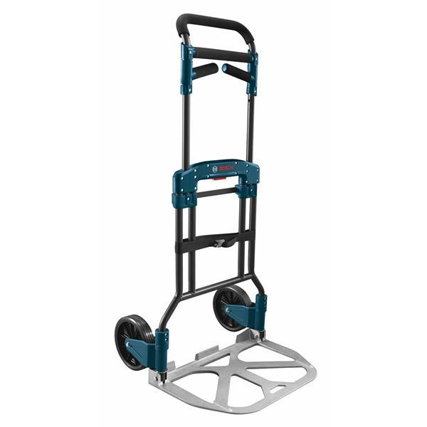 Chariot de chantier mobile pliant robuste
