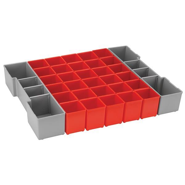 Ensemble de rangement pour système L-BOXX, 32 pièces