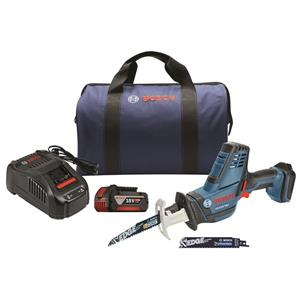 Bosch Compact Reciprocating Saw Kit - 18V