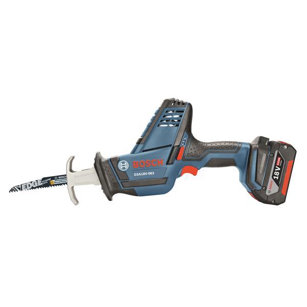 Scie alternative compacte Bosch, 18 volts