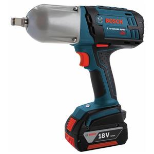 High Torque Impact Wrench - Friction Ring - 18V