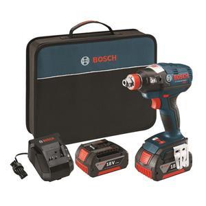 Bosch Impact Driver Kit - 18 V - 1/4