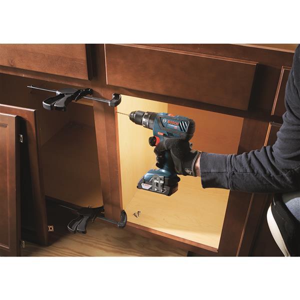"Bosch Compact Tough™ Hammer Drill/Driver - 18 V - 1/2"""