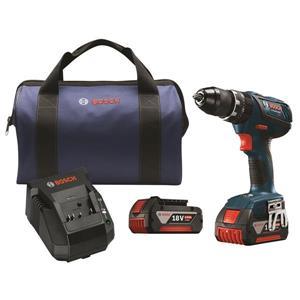 """Bosch Compact Tough ™ Hammer Drill Driver - 1/2"""""""