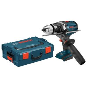 Bosch Brute Tough™ Drill/Driver Kit with L-Boxx - 18 V, 1/2""