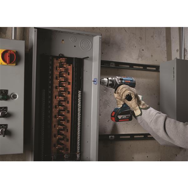"""Bosch Brute Tough™ Drill/Driver - 18 V - 1/2"""""""