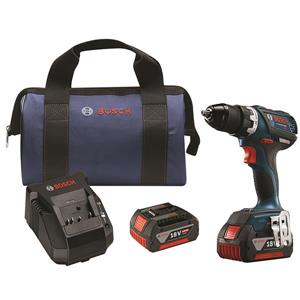 Bosch EC Brushless Compact Tough Drill/Driver Kit - 1/2""