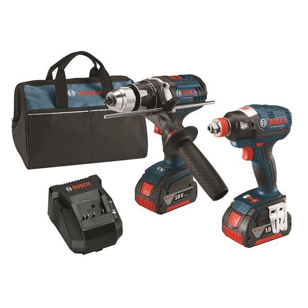 Ensemble de 2 outils Bosh, 18 volts