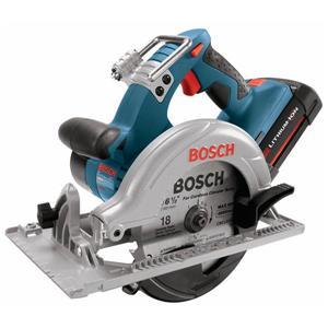 "Bosch Cordless Circular Saw - 36 V - 6.5"""