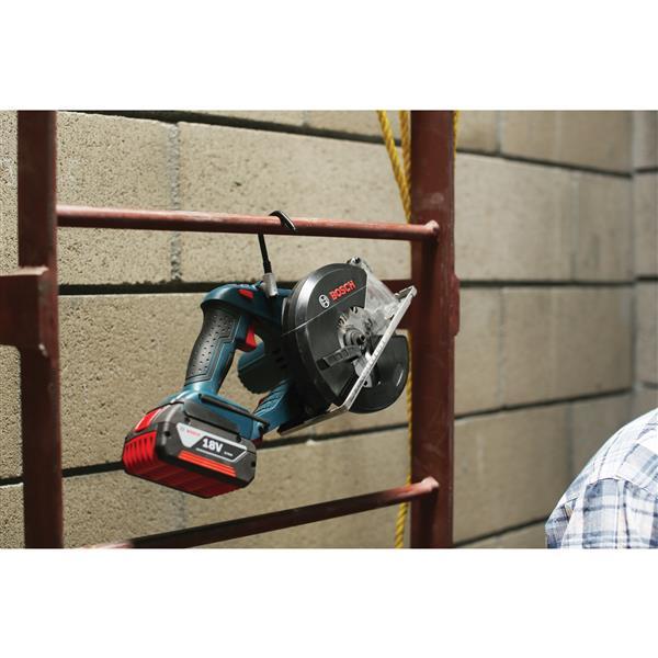 Bosch Metal Circular Saw Kit - 18 V