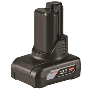 Bosch 12V Max Lithium-Ion 6.0 Ah Battery