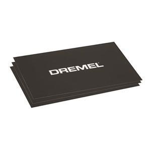 Dremel Bosch 3D Printer Build Sheets