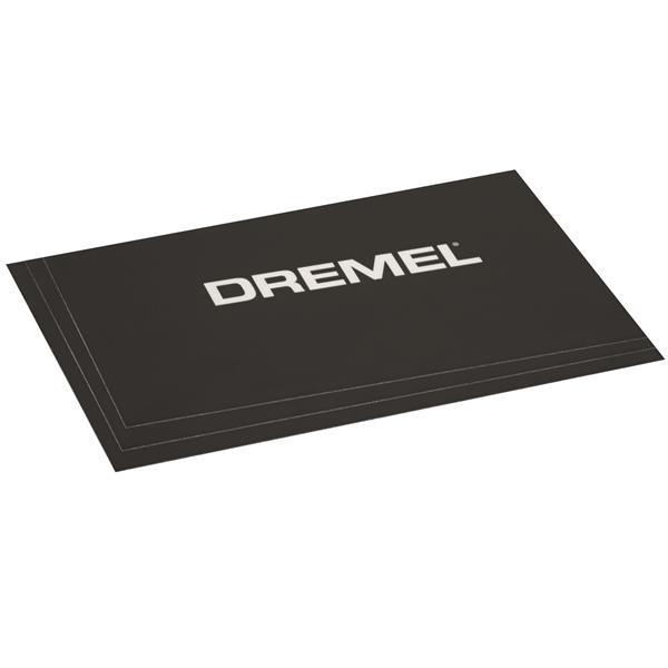 Dremel 3D Printer Build Sheets - Black