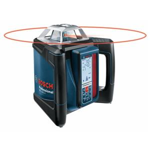 Bosch Self-Leveling Rotary Laser Complete Kit