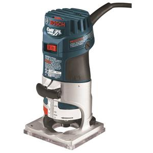 Bosch Colt™ Electronic Variable-Speed Palm Router