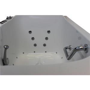 Aquam Walk-in Tub - 52