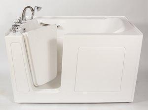 Aquam Walk-in Left Hand Tub - 60