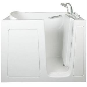 Aquam Walk-in Right Hand Tub - 48